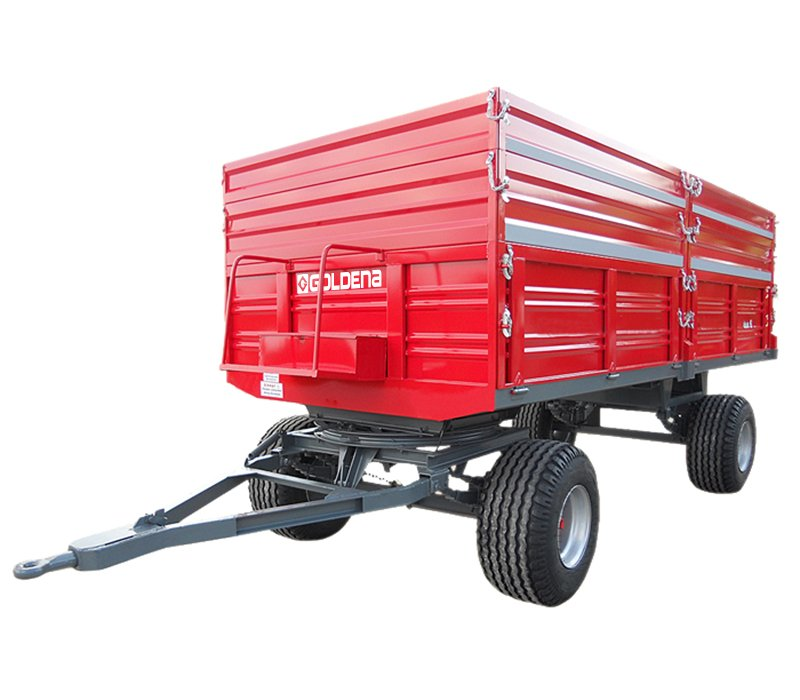 DOUBLE AXLE TRAILERS